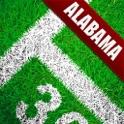 Alabama College Football Scores
