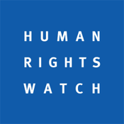 Human Rights Watch for iPad icon