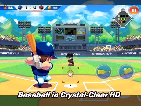 Screenshots of Baseball Superstars® 2012. for iPad