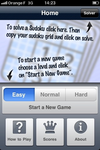 Sudoku Infinite Screenshot