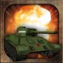 Armored Combat Tank Warfare Online icon