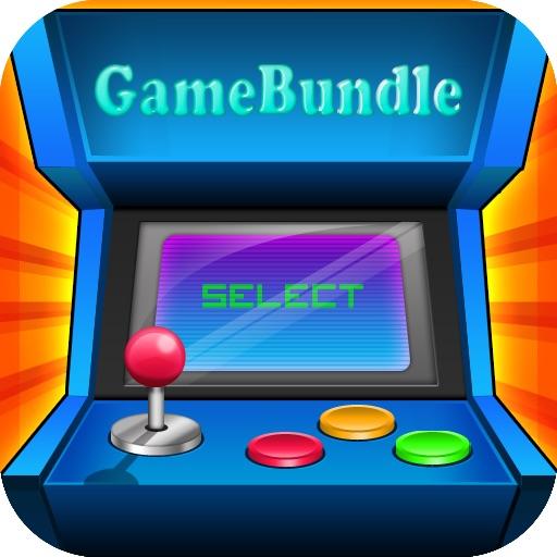 街机游戏十合一:GameBundle 10-1【复古休闲】