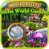 Hidden Objects: Secret World Gardens