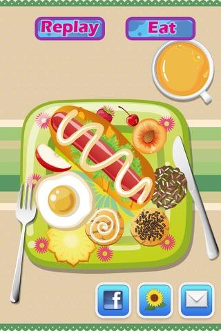 朝食Nowのスクリーンショット2