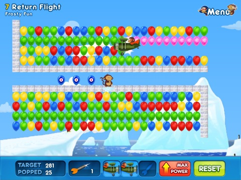 Screenshots of Bloons 2 for iPad