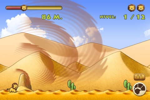 Jump Simba screenshot 3