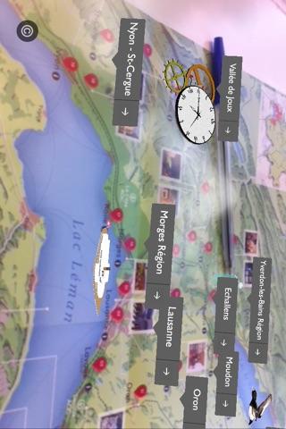 Vaud Map AR screenshot 3