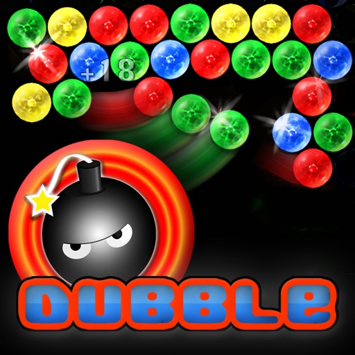泡泡龙:Dubble Bubble Shooter HD