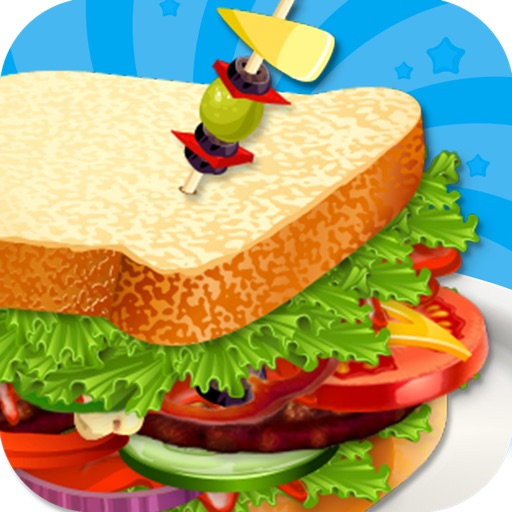 Fresh Sandwich Factory - Free Kids Game iOS App