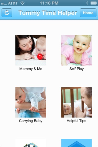 Tummy Time Helper screenshot 2