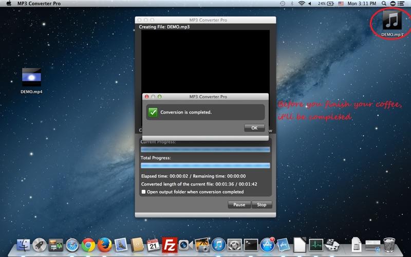 MP3-Converter-Pro- Screenshot