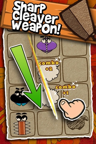 Screenshots of Bomb Panic for iPhone