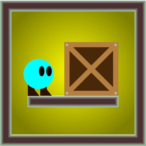 You Have One Box - Simple Puzzle Platformer Game iOS App