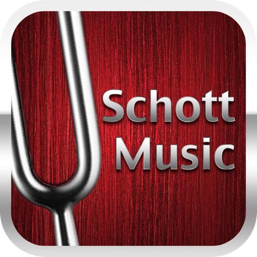 Tuning Fork Schott Music