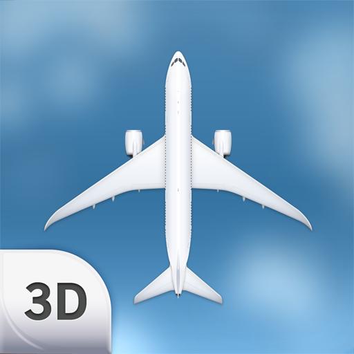 Plane Finder - 3D Mac OS X