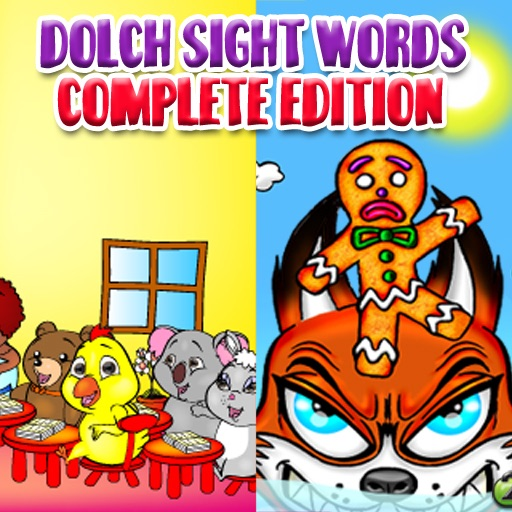 Dolch Sight Words COMPLETE EDITION iOS App