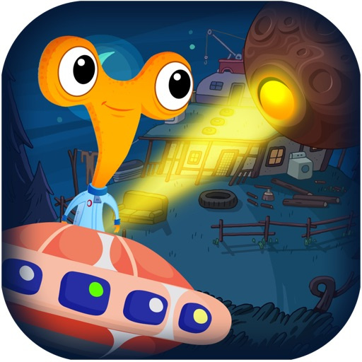 Alien Collection Spaceship Planet Attack - Collect Tiny Green Space Men In Ships Pro iOS App