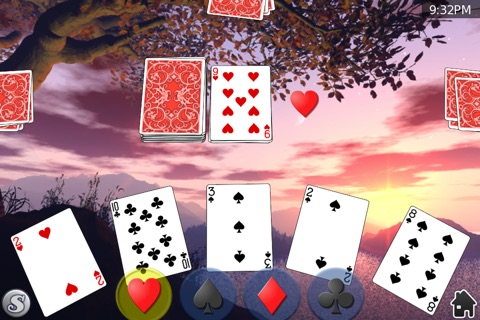 Card Shark Solitaire screenshot 3