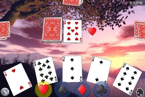 Card Shark Solitaire screenshot 3