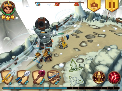 Royal Revolt! для iPad