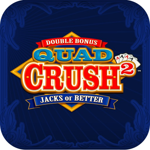Quad Crush Squared Double Bonus iOS App
