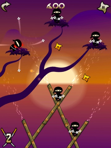 Screenshot #3 for Stupid Ninjas