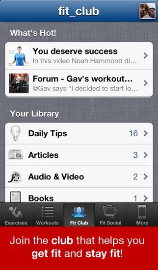Ab Workouts Pro Screenshot 5