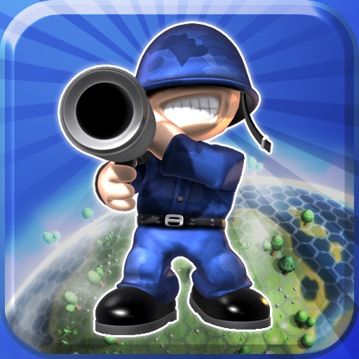 小小大战争:Great Little War Game【回合制战棋】