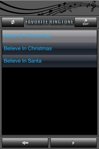 Christmas Ringtones - iPhone Edition screenshot 4