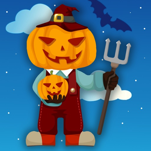 Halloween Numbers: Dot to Dot for Kids iOS App