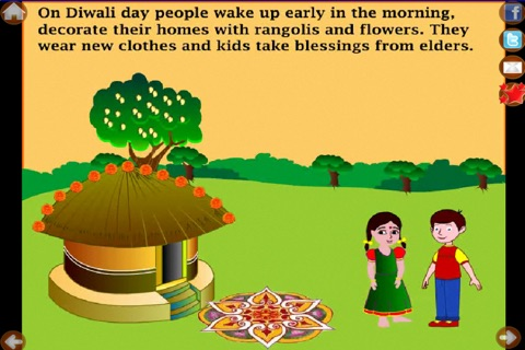Diwali Festival Kids Activity screenshot 4