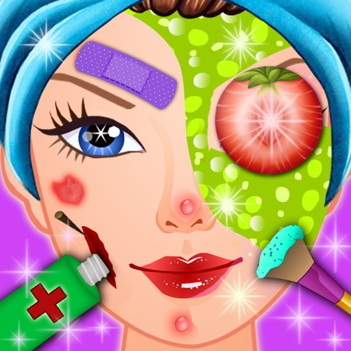 Beauty Fashion Salon & Doctor Treatment Free Girls Games iOS App