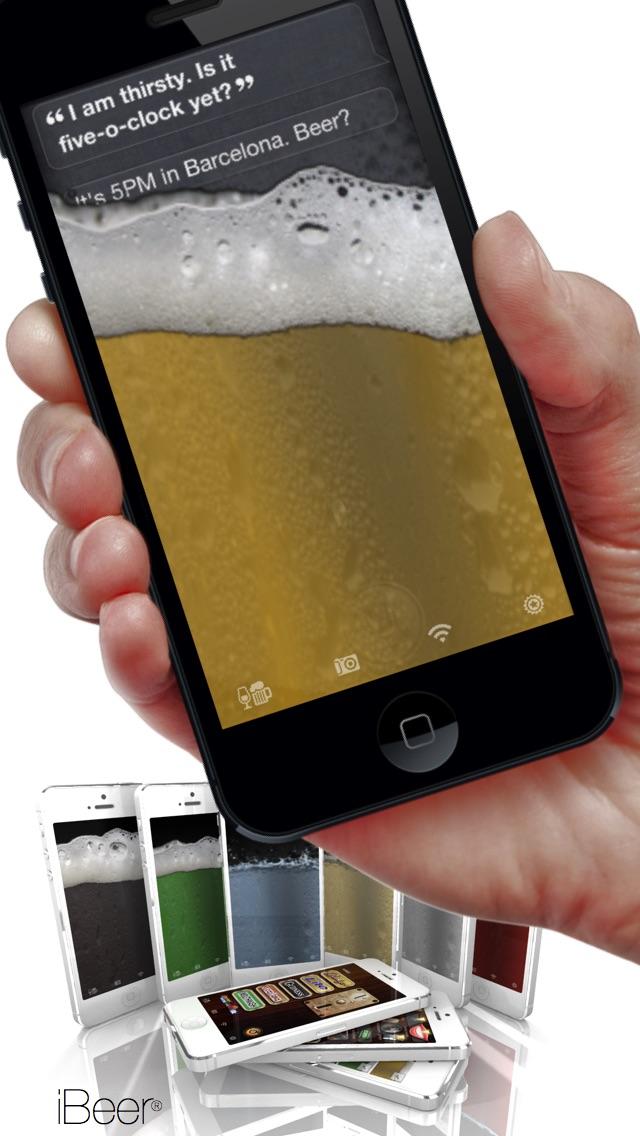 Download iBeer FREE - Drink beer on your iPhone App
