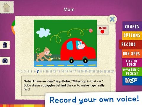Lazoo: Miku's Picnic screenshot 4