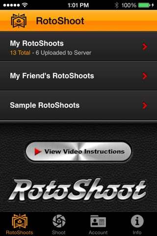 RotoShoot screenshot 1