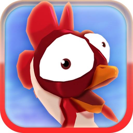 小鸡快跑:Run, Time Chicken !