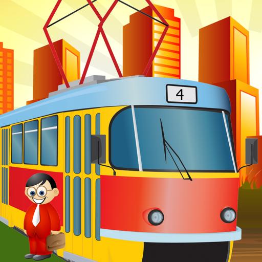 Tram Tycoon - 载送出去吧