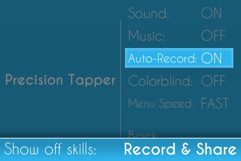 Precision Tapper screenshot 4