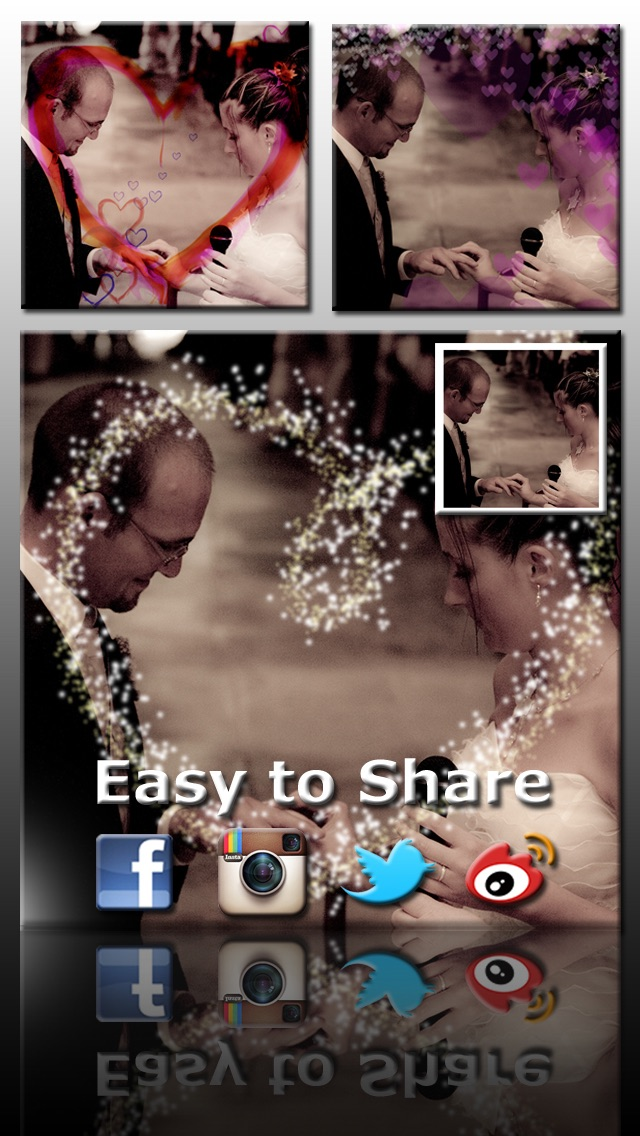 AceCam Love Pro - Photo Effect for Instagram Скриншоты5