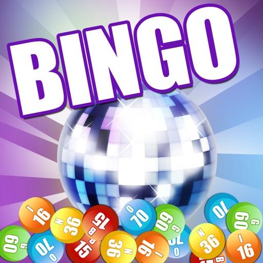 Grand Bingo Party Bash - win jackpot lottery tickets iOS App
