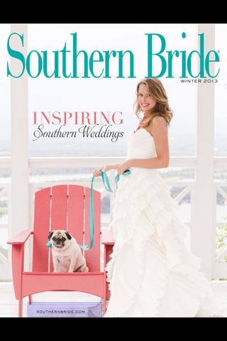 Southern Bride Magazine screenshot 1