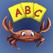 스페인어 알파벳 플래시 카드 말하기 - 아이, 취학 전 아동, 초등학생, 성인 5 년에서 - 언어 교육 학습 - 아이 패드 와 아이폰 를 위해 디자인