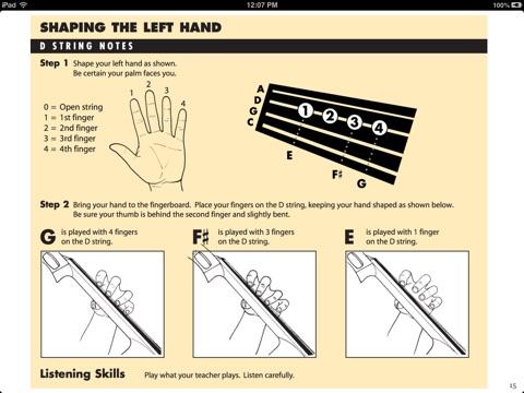 essential elements viola book 1 pdf