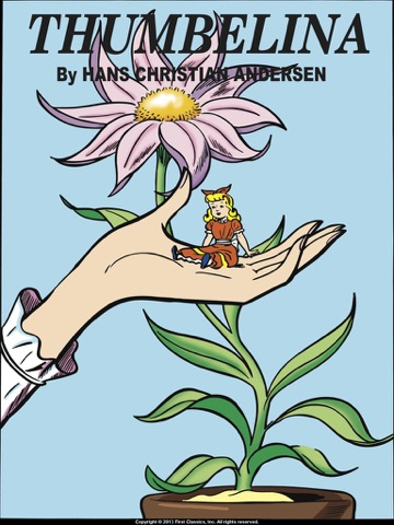 Thumbelina by Hans Christian Andersen on iBooks