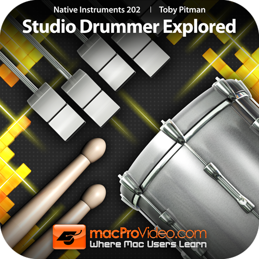 Course For NI Studio Drummer Explored