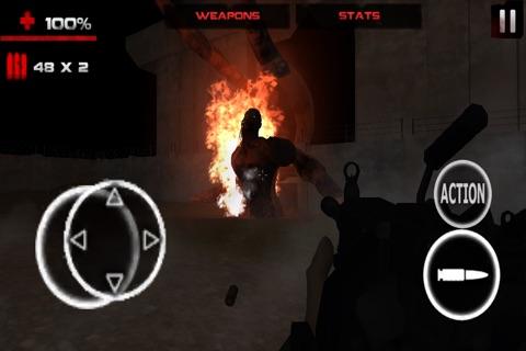 Damned Nation screenshot 1