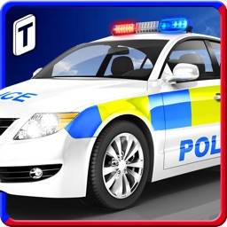 Police Car Parking 3D : Awesome Cop Training Simulator