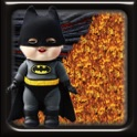 little Batman on  Disaster HELL 2012 for iPhone icon