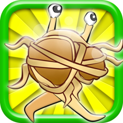 A Monster Meatballs Rush Fruit Dash Edition - FREE Adventure Game!