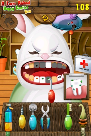 A Farm Animal Happy Dentist Day screenshot 2